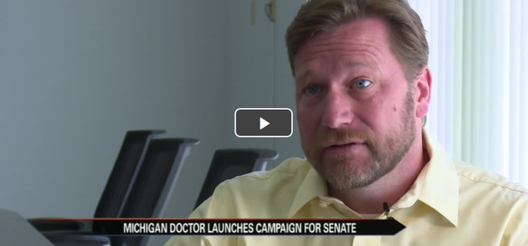 ABC57: Matt Longjohn announces run for Michigan's 6th Congressional District