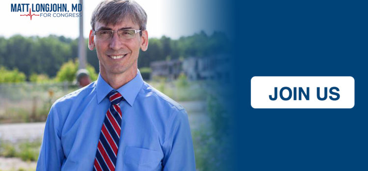 Paul Clements endorses Matt Longjohn's campaign for Congress